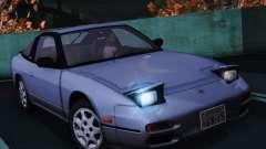 Nissan 240SX S13 v1.0 для GTA San Andreas