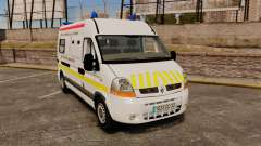 Renault Master French Red Cross [ELS]