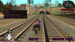 С-HUD OFWGKTA для GTA San Andreas