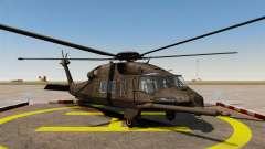 Sikorsky MH-X Silent Hawk [EPM] для GTA 4
