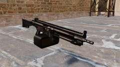 Единый пулемёт HK21
