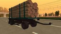 Прицеп для МАЗ 6430 для GTA San Andreas