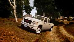 GMC Sierra 2500HD 2010 для GTA 4