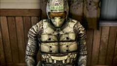 Военный из Зов Припяти