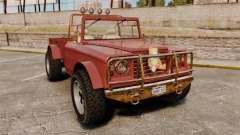 GTA V Canis Bodhi (Trevor Car)