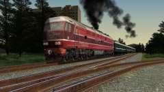 ТЭП80-0002 для GTA San Andreas