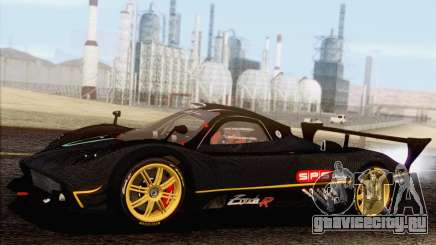 Pagani Zonda R SPS v3.0 Final для GTA San Andreas
