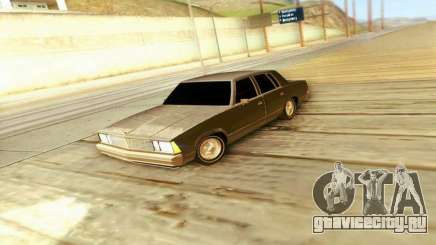 Chevrolet Malibu 1981 для GTA San Andreas