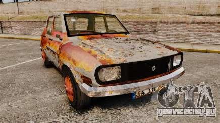 Renault 12 Toros v2.0 Rusty для GTA 4