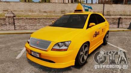 Habanero Taxi для GTA 4