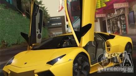 Lamborghini Reventon 2008 SLOD для GTA San Andreas