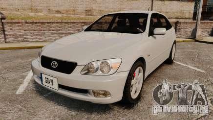 Toyota Altezza Gita для GTA 4