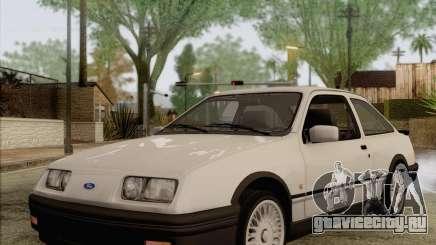 Ford Sierra Mk1 Coupe GHIA для GTA San Andreas