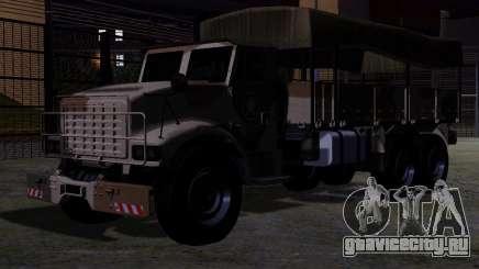GTA V Barracks OL для GTA San Andreas
