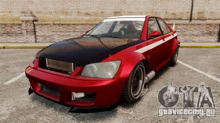 Sultan RS Sedan для GTA 4
