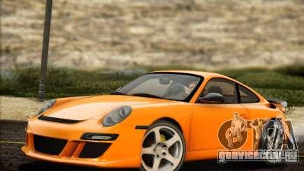 RUF RT12S для GTA San Andreas