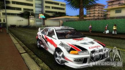 Mitsubishi Lancer Rally для GTA Vice City