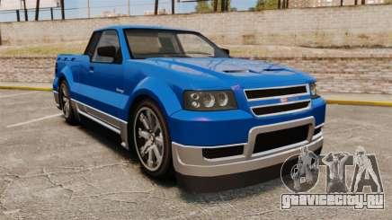 Contender FX для GTA 4