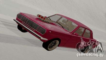ГАЗ 2410 Волга Hot Road для GTA San Andreas