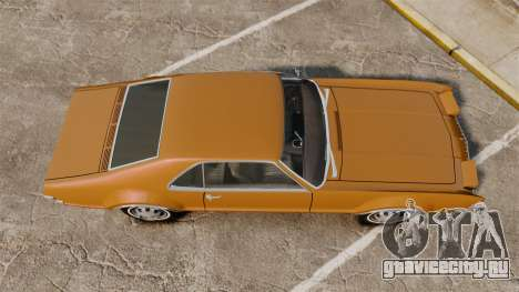 Oldsmobile Toronado 1966 для GTA 4