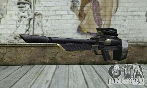 P-Laser Sniper Rifle для GTA San Andreas