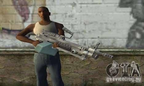 M16 из Postal 3 для GTA San Andreas третий скриншот