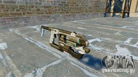 Пистолет-пулемёт K-Volt v2.0 для GTA 4