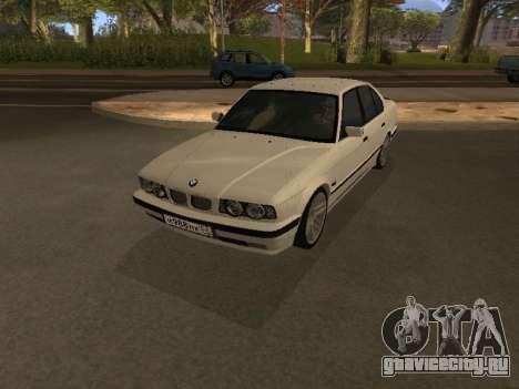 BMW 525 Smotra для GTA San Andreas