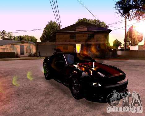 ENB для слабых PC для GTA San Andreas шестой скриншот