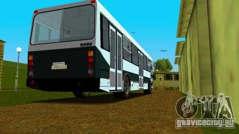 ЛиАЗ-5256 для GTA Vice City колёса