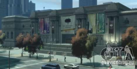 Банк И Ограбление Музея для GTA 4 второй скриншот