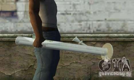 Дудка для GTA San Andreas третий скриншот