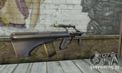 AUG из Counter Strike для GTA San Andreas второй скриншот