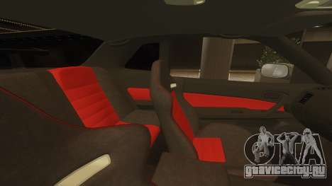 Nissan Skyline GTR-34 Nismo Z-Tune для GTA 4 вид изнутри
