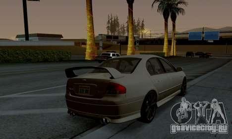 ENB CUDA 2014 for Low PC для GTA San Andreas третий скриншот