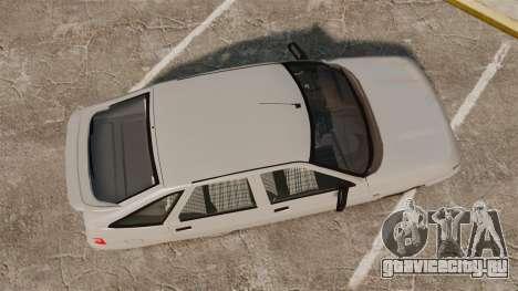 ВАЗ-2112 для GTA 4 вид справа