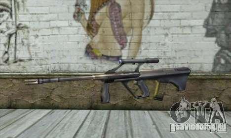 AUG из Counter Strike для GTA San Andreas