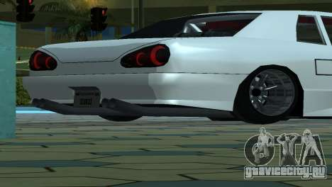 Elegy 280sx v2.0 для GTA San Andreas колёса