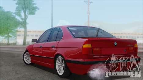 BMW 525i для GTA San Andreas вид слева