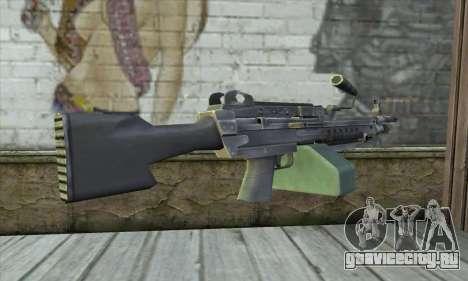 M16 из Postal 3 для GTA San Andreas второй скриншот