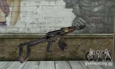 Silenced M70AB2 для GTA San Andreas второй скриншот