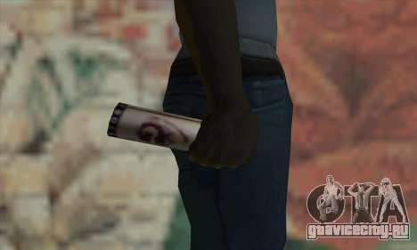 Montana Gold Spray для GTA San Andreas третий скриншот