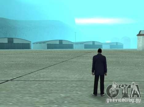 Новый Andre для GTA San Andreas второй скриншот
