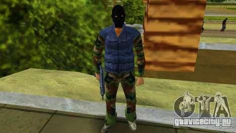 Рескин Грабителей для GTA Vice City второй скриншот