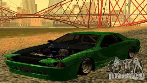 Elegy 280sx v2.0 для GTA San Andreas