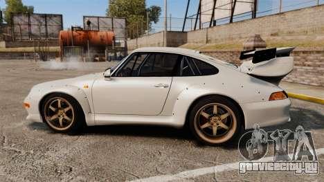 Porsche 993 GT2 1996 v1.3 для GTA 4 вид слева