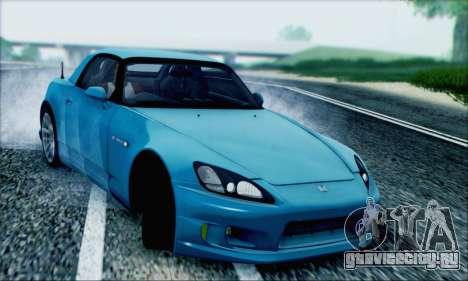 Honda S2000 Daily для GTA San Andreas вид сбоку