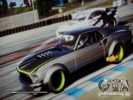 Loading Screens NFS для GTA San Andreas шестой скриншот