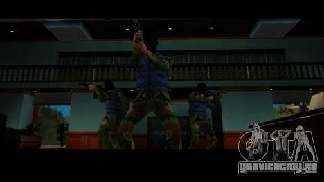 Рескин Грабителей для GTA Vice City четвёртый скриншот