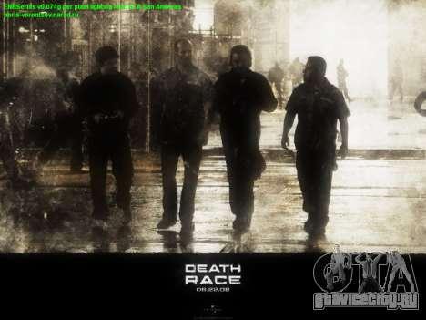 Загрузочные экраны Death Race для GTA San Andreas второй скриншот